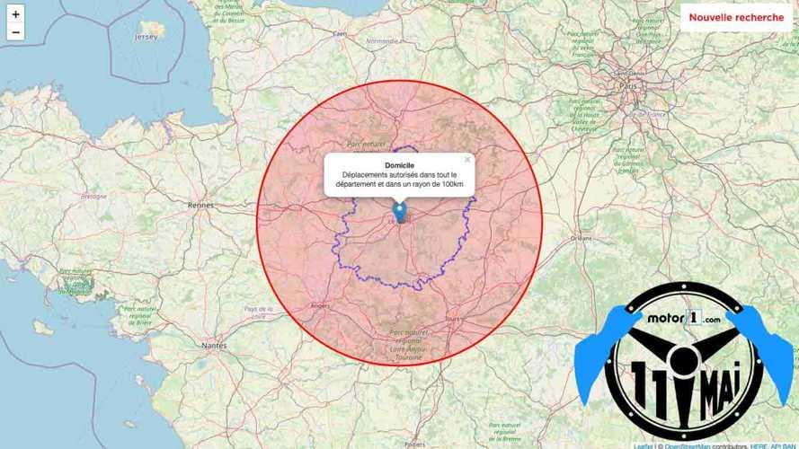 calculer une distance sur une carte Déplacements à 100 km   Comment calculer votre distance ?