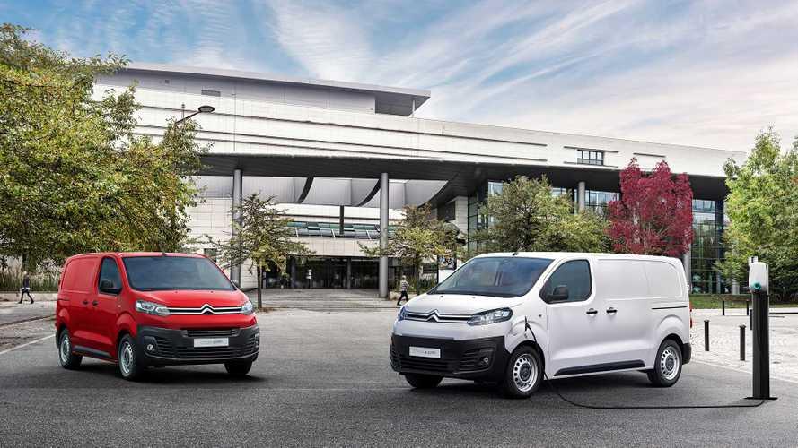 Grupo PSA, la tecnología eléctrica llega a sus vehículos comerciales