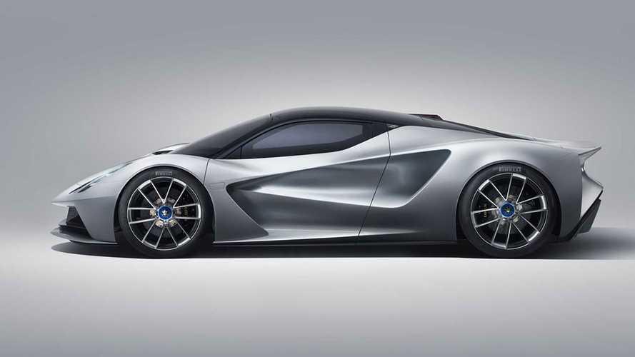 Lotus предложит новое спортивное электрическое шасси не только Alpine
