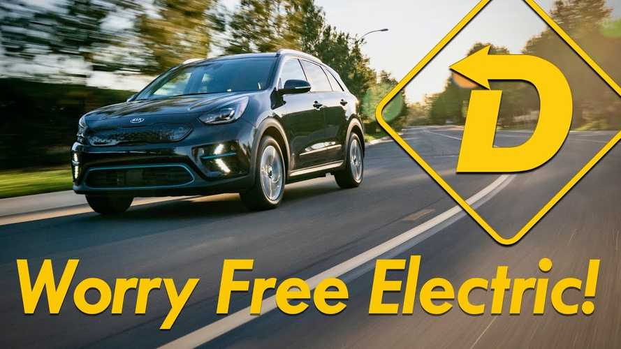 This Kia Niro EV Review Is The Best EV Education Video We've Seen Recently
