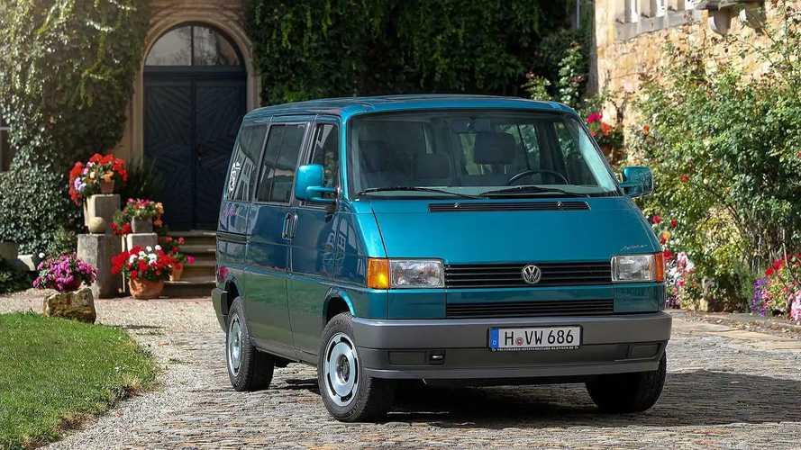 Volkswagen T4 (1990-2003)