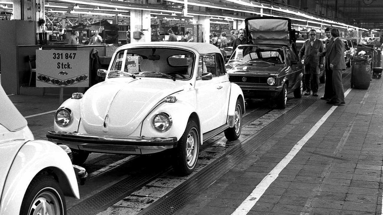 Käfer Cabriolet (1980)