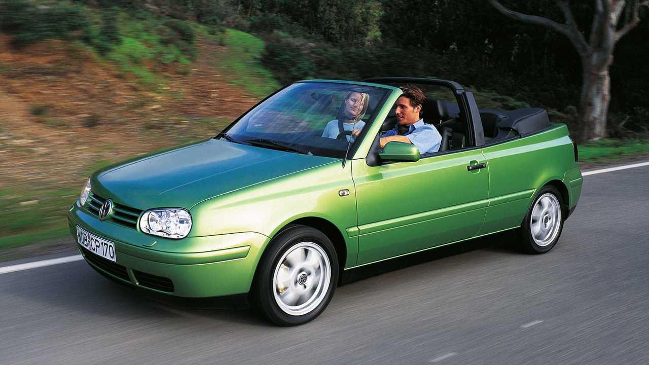 VW Golf Cabriolet (1998)
