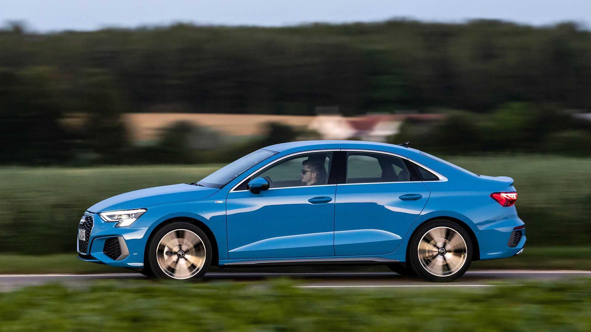 Audi A3 Limousine (2020) im Test: Schicker mit Stufe?