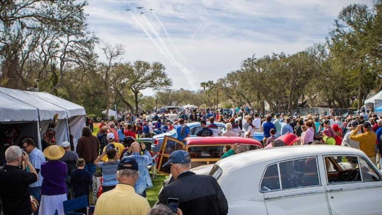 Amelia Island is growing Cars & Coffee for 2019
