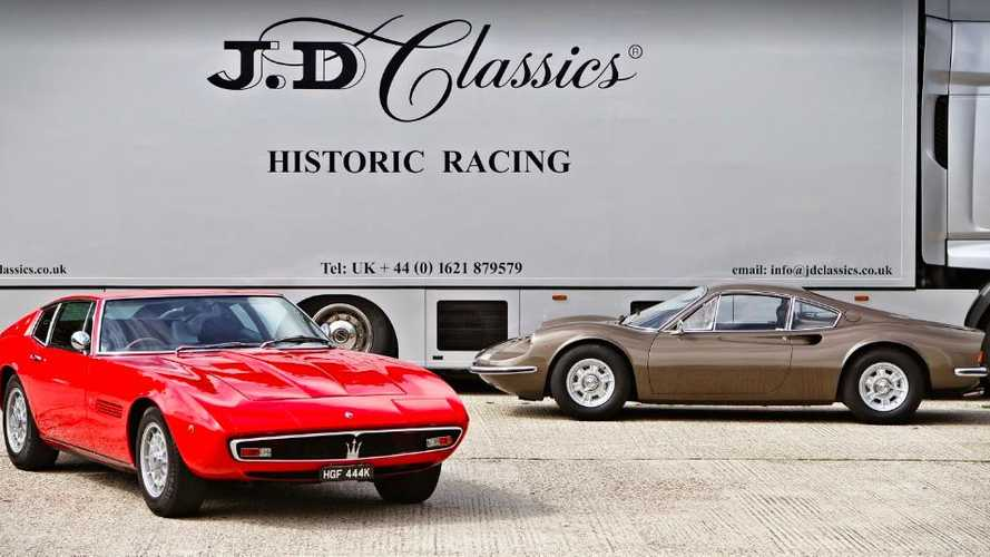 JD Classics goes into administration