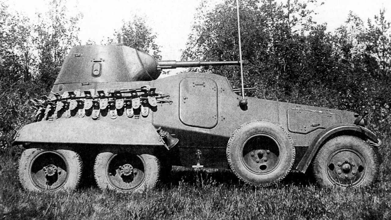 1939 год – БА-11
