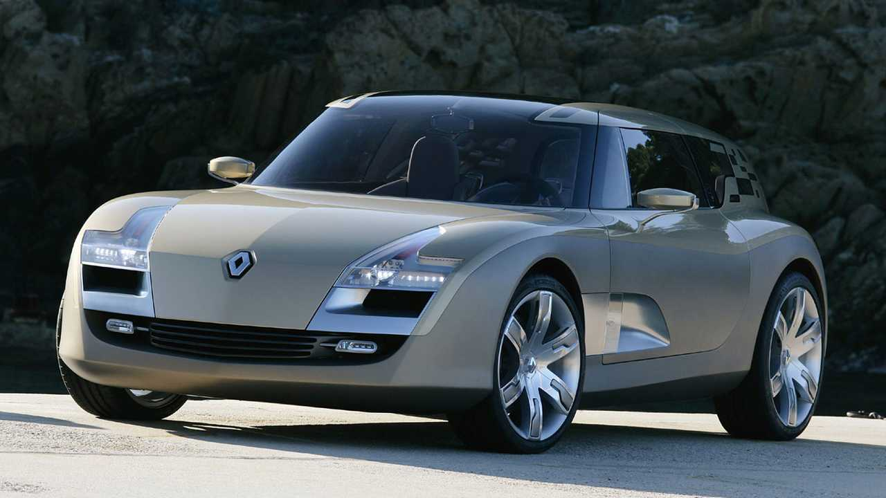 2006 Renault Altica konsepti