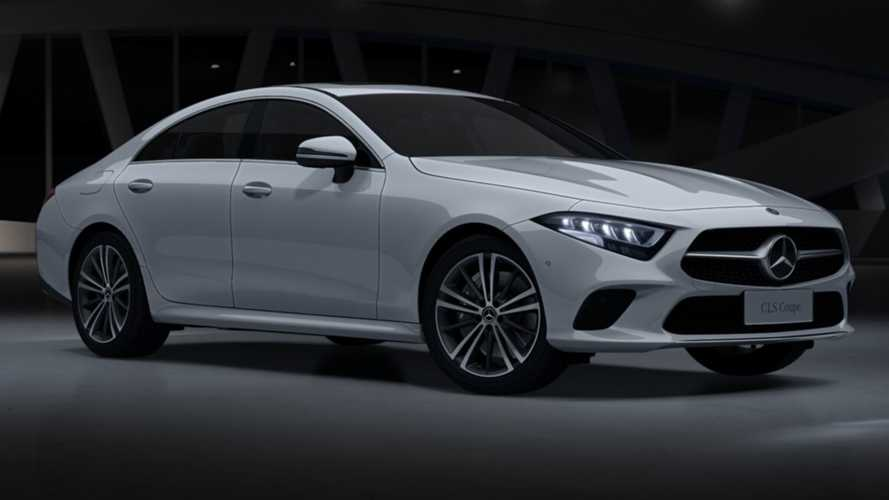 Mercedes CLS 260 Available In China With Small 1.5-Liter Engine