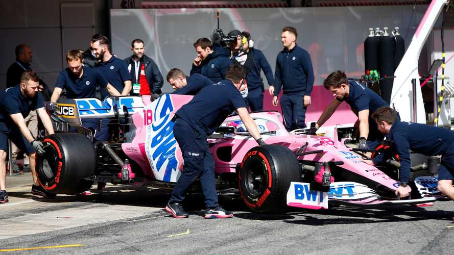 Racing Point still has the 'lowest budget' in F1