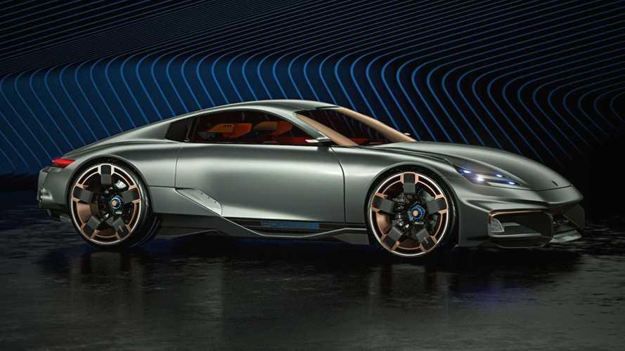 Porsche Cyber 677 Concept