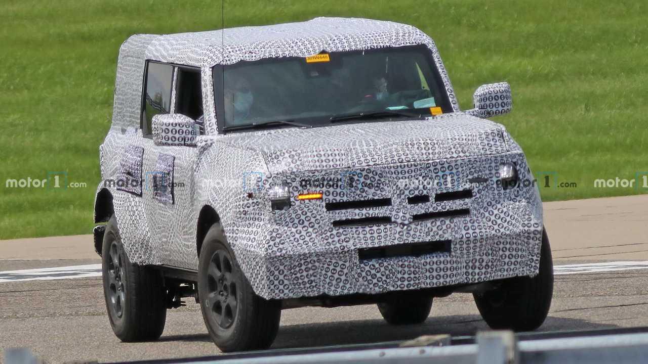 2020 Ford Bronco Sport casus fotoğraf