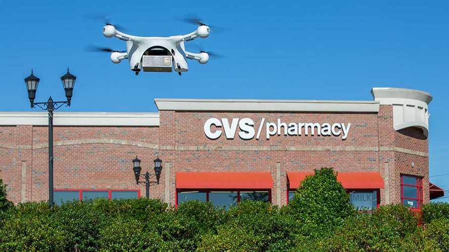 Drones, bicicletas elétricas e vans elétricas: este é o futuro das entregas UPS