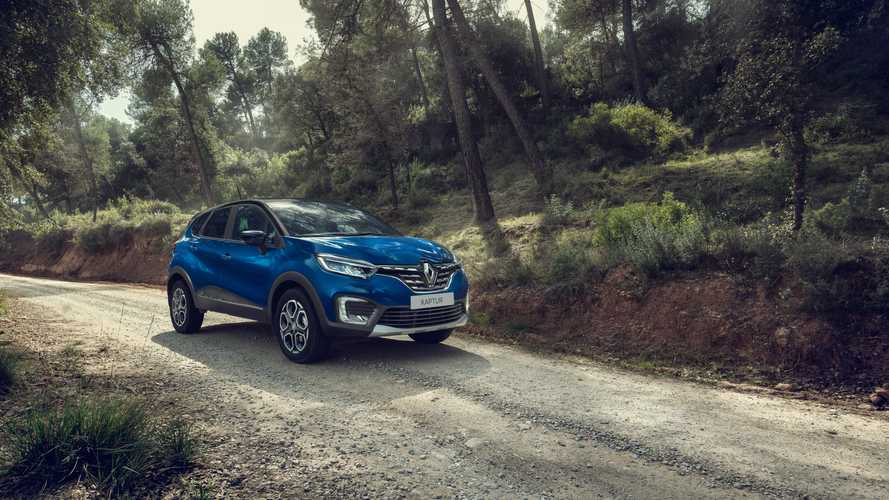 Renault Captur 2021 (Rússia)