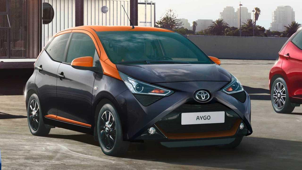 Toyota Aygo (2020)