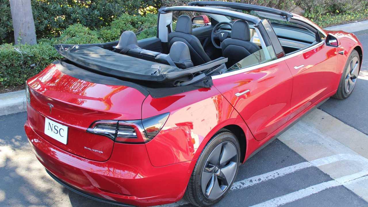Tesla Modello 3 Copertura