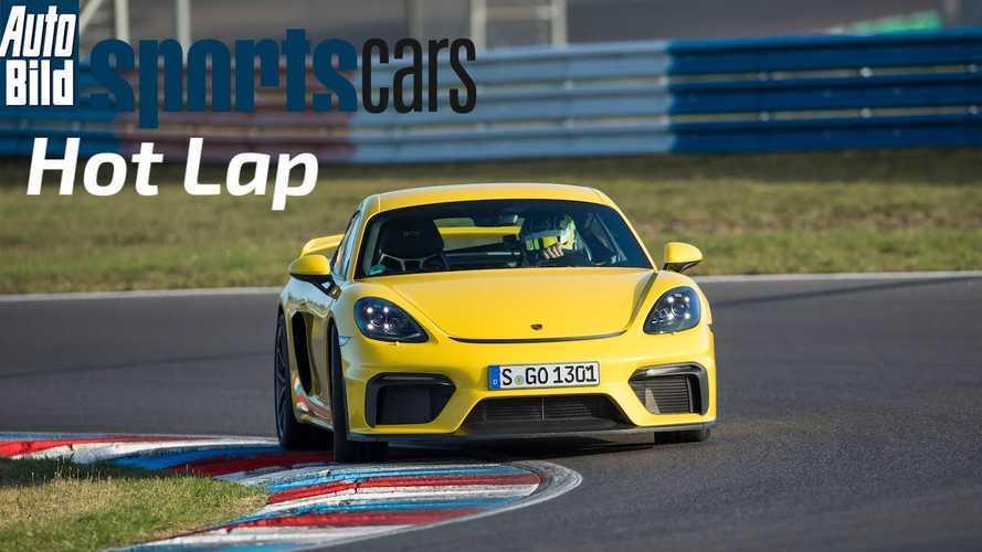 Létezik, hogy a Porsche 718 Cayman GT4 gyorsabb a Carrera S-nél?