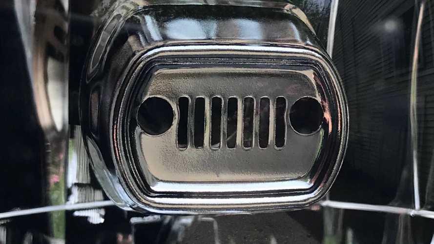 Пасхалки от дизайнеров Jeep