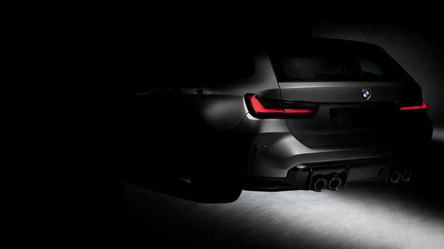 BMW confirme l'arrivée de la M3 Touring !