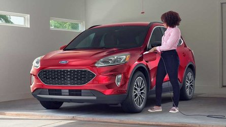 Ford Kuga PHEV sales halted for fire risk: Owners told not to charge