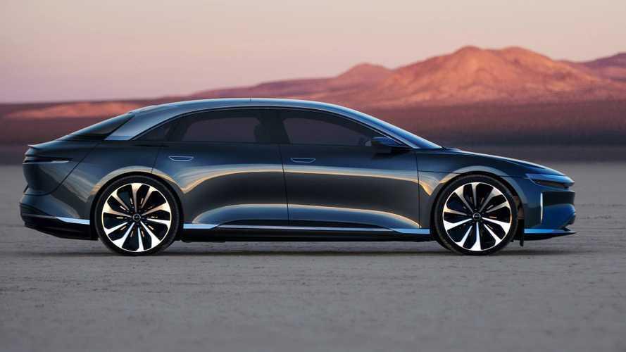 Lucid Motors batte Tesla: la Air ha 832 km di autonomia