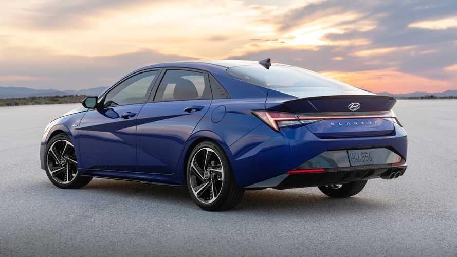 Hyundai Elantra N Line 2021: ¿por qué no para España?