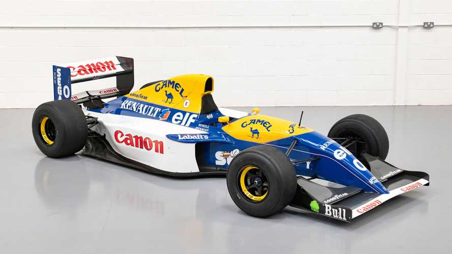 Formula 1 cars head to Concours of Elegance
