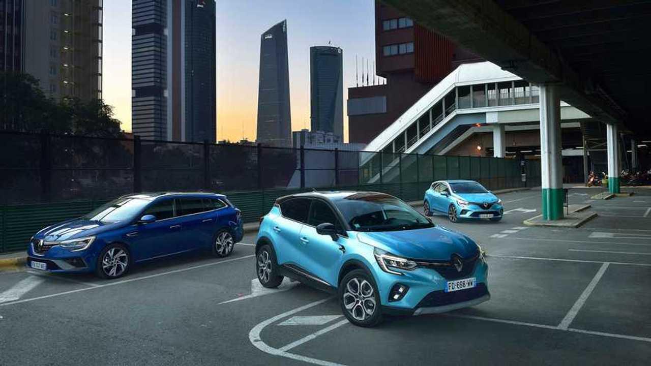 Renault E-TECH, gama híbrida