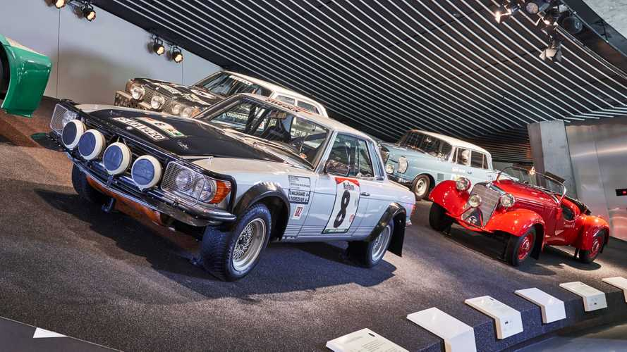 Mercedes Museum Looks Mesmerizing In Stunning Drone Footage Tour