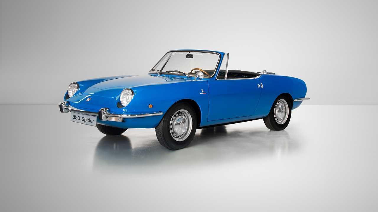 SEAT 850 Sport Spider (1969-1972)
