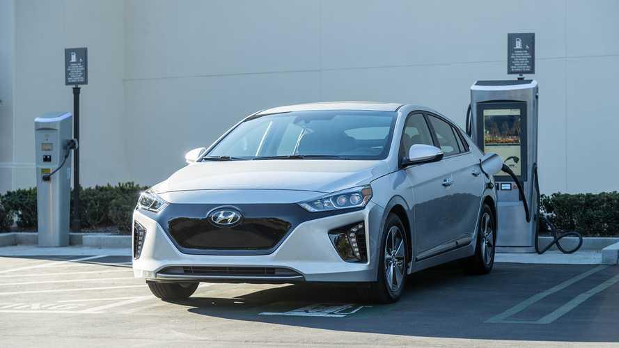 Hyundai Ioniq победил в зимнем тесте электрокаров в Норвегии