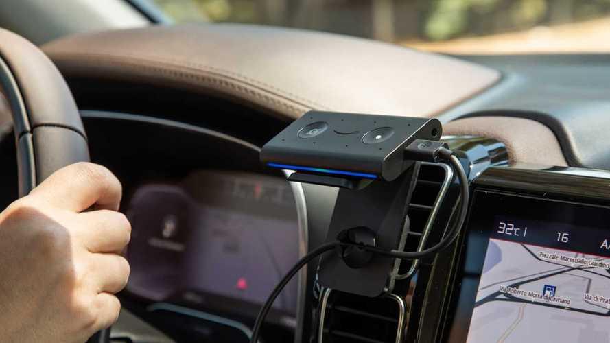 Notiziari sul traffico, radio e podcast su Luceverde con Alexa