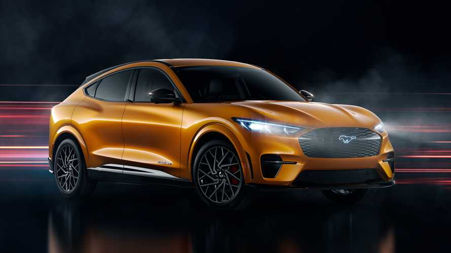 Ford Mustang Mach-E Already Offered With 84-Month Financing