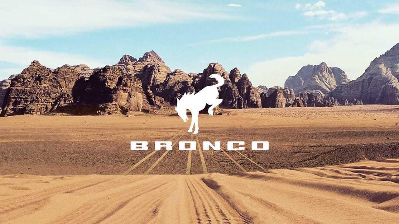 Официальный анонс премьеры Ford Bronco