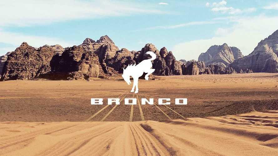 Подтверждена дата премьеры нового Ford Bronco