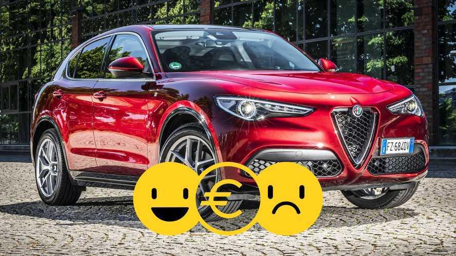 Promozione Alfa Romeo Stelvio 2.2 Diesel, perché conviene e perché no
