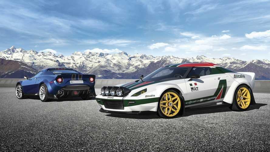 New Stratos to make UK debut at Salon Prive