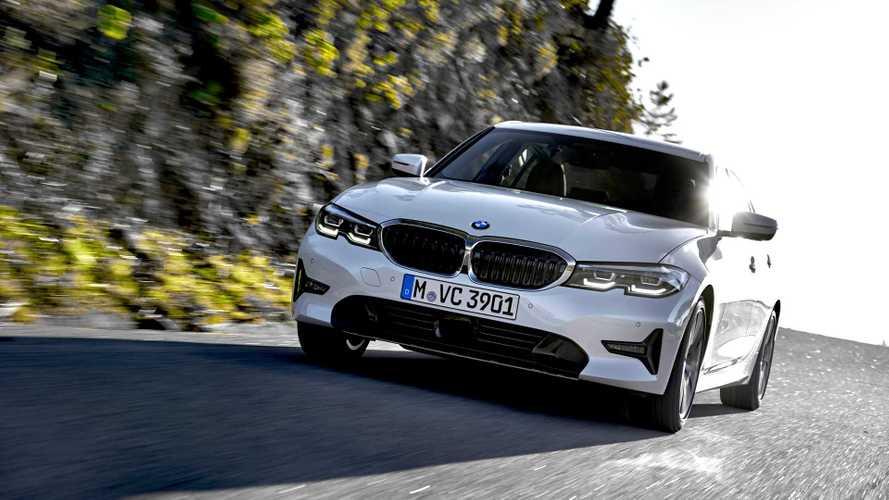 BMW Série 3 ganha nova versão de entrada 320i GP mais equipada
