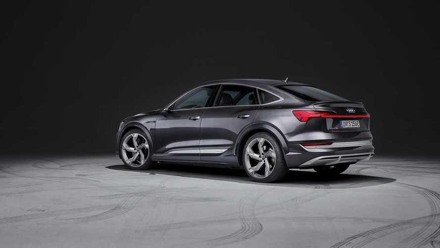 Audi привёз новые электромобили в Россию