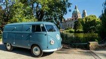 Volkswagen T1 Bulli von 1950: Miss Sofie feiert Geburtstag