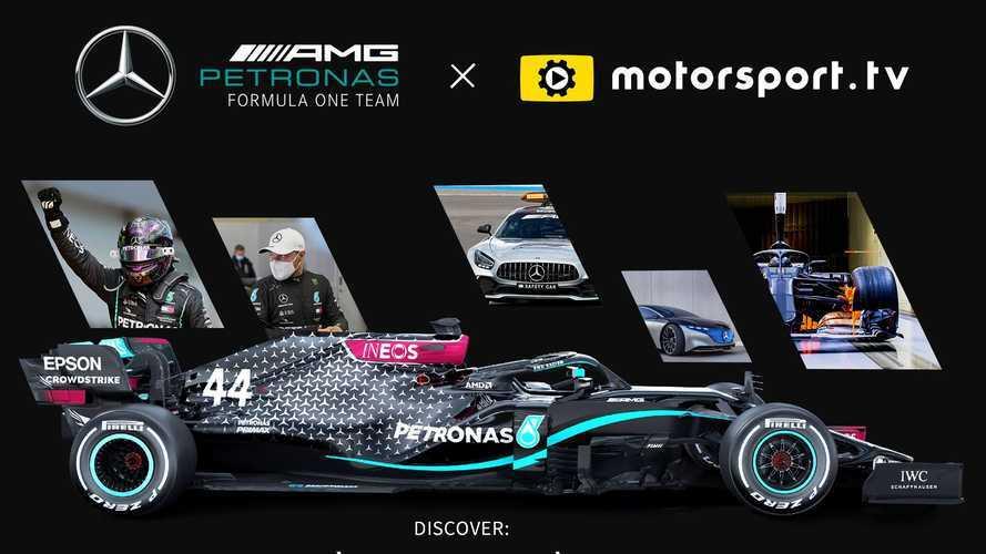 Канал Mercedes-AMG Petronas