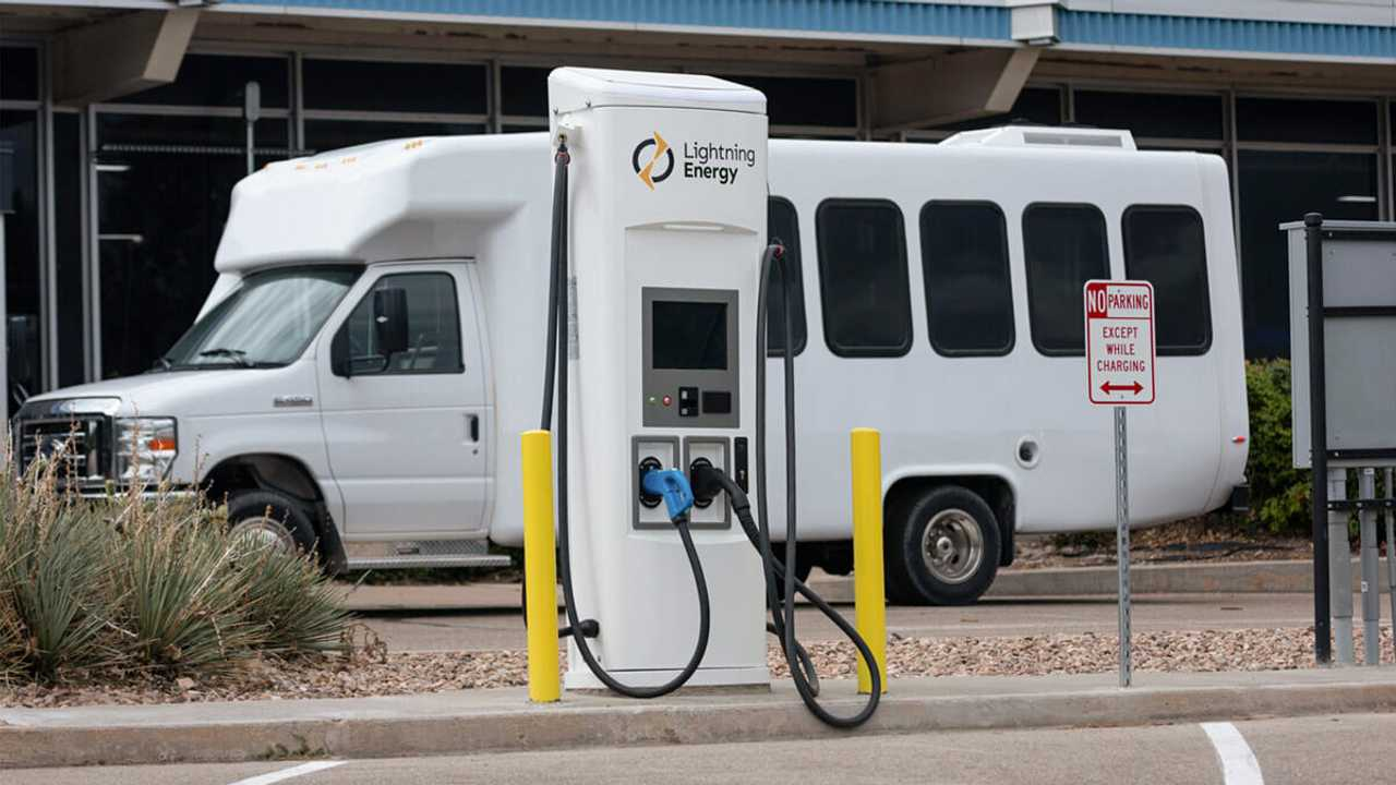 Lightning Systems launches new energy division to provide charging solutions to fleets