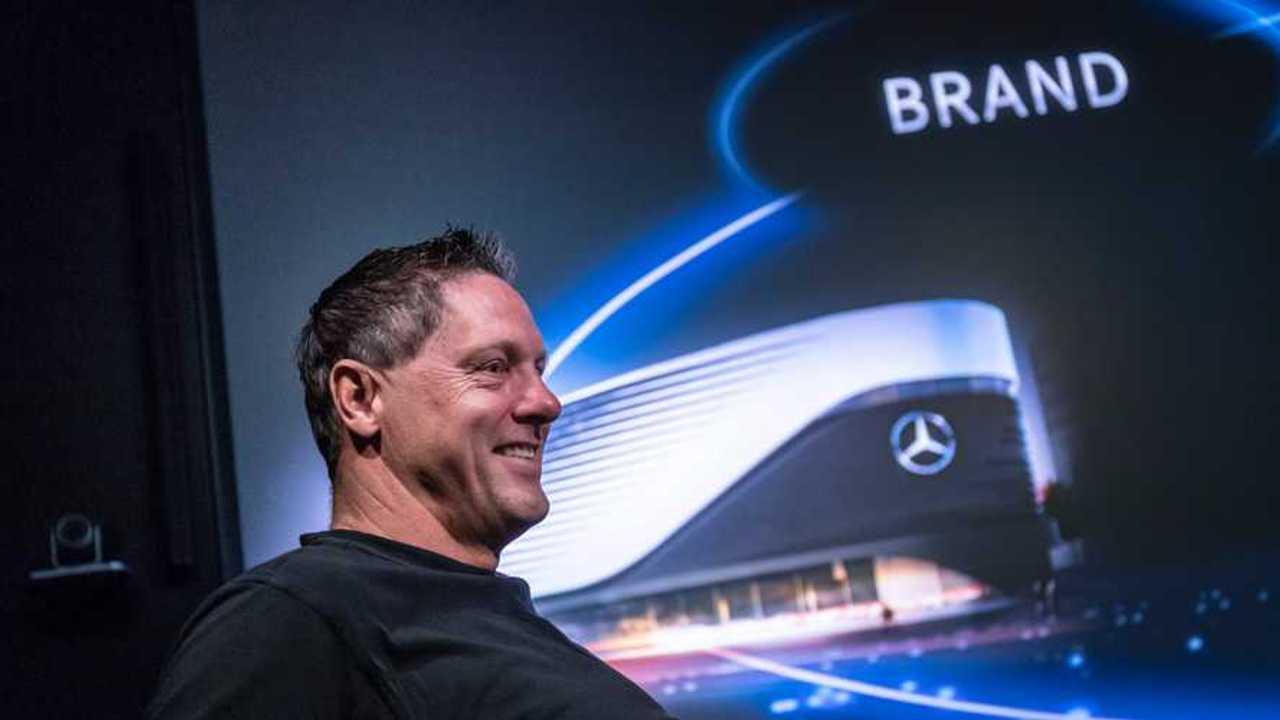 Gorden Wagener, Mercedes-Benz chief designer