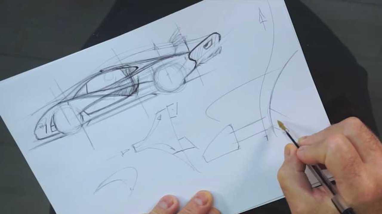 McLaren P1 Designer