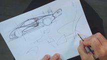 designer mclaren p1 segreto disegnare hypercar perfetta