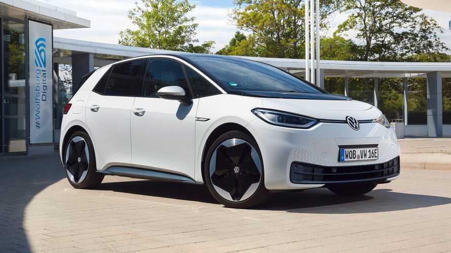 Volkswagen al lavoro sulla versione GTX della ID.3