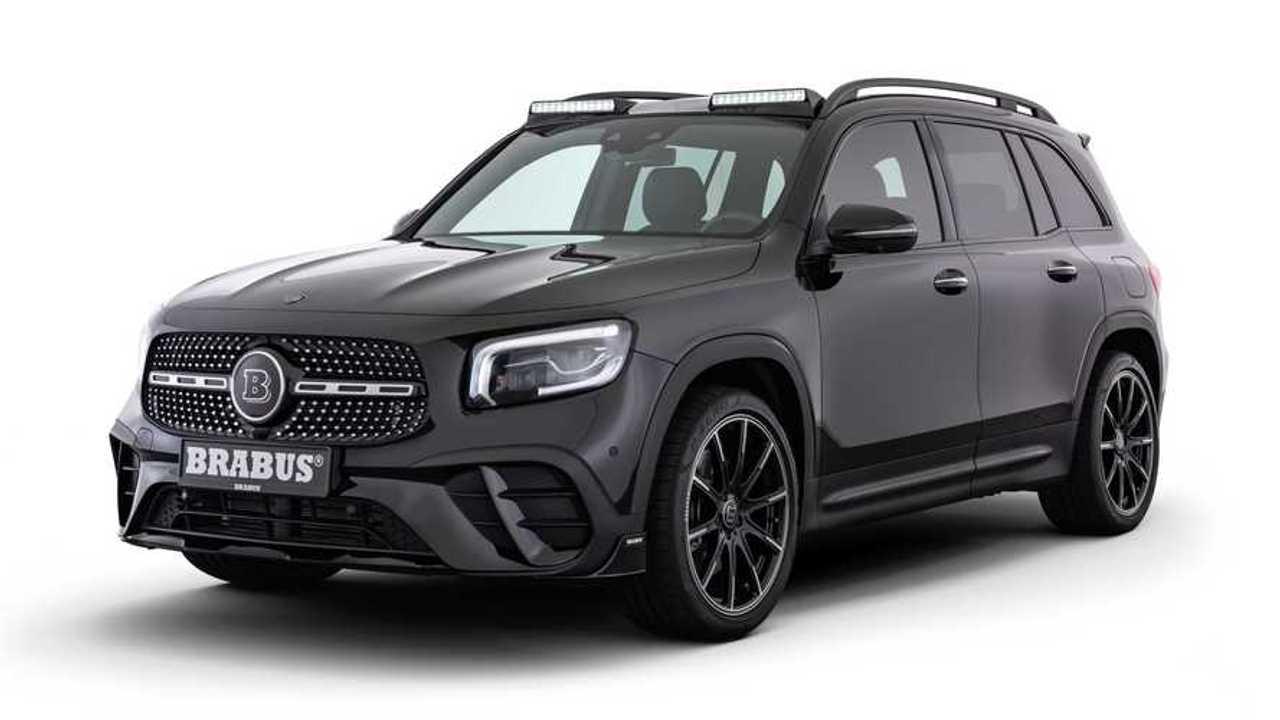 2020 Brabus Mercedes-Benz GLB