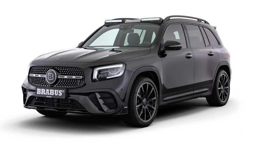 Mercedes-Benz GLB gets a moody makeover, more power from Brabus