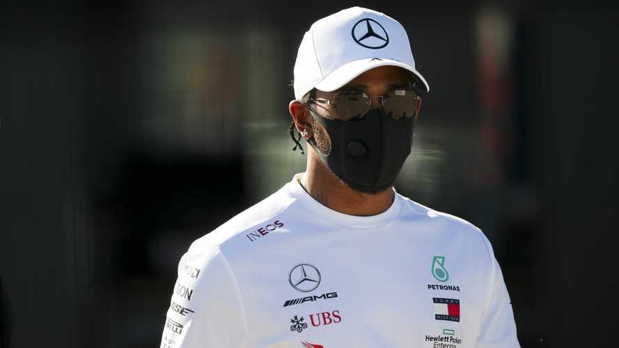 Hamilton to stay in F1 for 'at least three years'