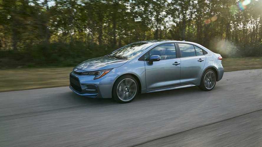Toyota présente la Corolla berline prévue pour 2020